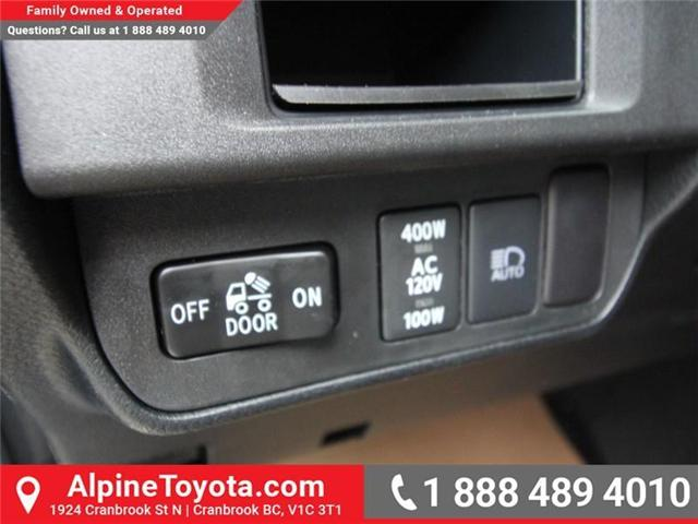 2019 Toyota Tacoma SR5 V6 (Stk: X039782) in Cranbrook - Image 15 of 17