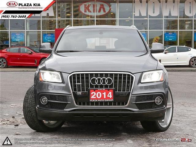 2014 Audi Q5  (Stk: 1112) in Richmond Hill - Image 2 of 27
