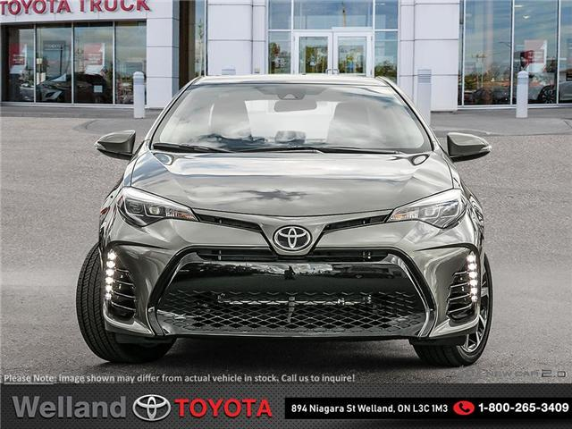 2019 Toyota Corolla SE Upgrade Package (Stk: COR6226) in Welland - Image 2 of 24