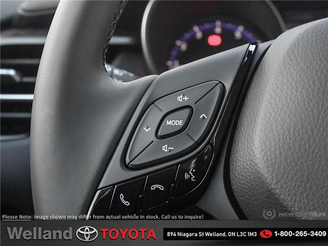 2019 Toyota C-HR XLE Package (Stk: CHR6224) in Welland - Image 15 of 23
