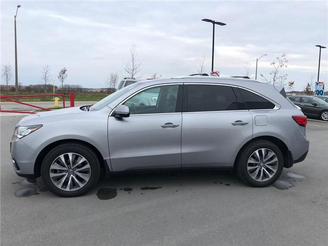 2016 Acura MDX Navigation Package (Stk: B0176) in Nepean - Image 4 of 26