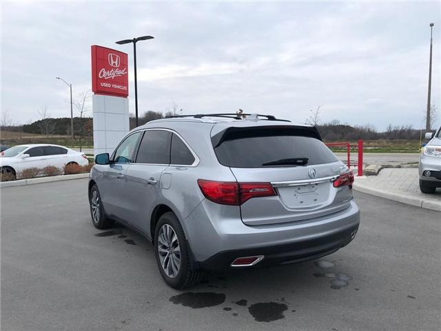 2016 Acura MDX Navigation Package (Stk: B0176) in Nepean - Image 5 of 26
