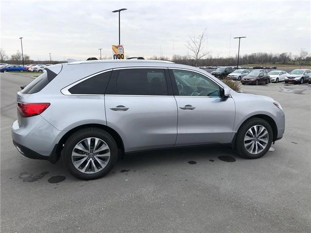 2016 Acura MDX Navigation Package (Stk: B0176) in Nepean - Image 8 of 26