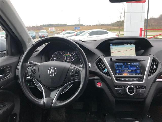 2016 Acura MDX Navigation Package (Stk: B0176) in Nepean - Image 9 of 26