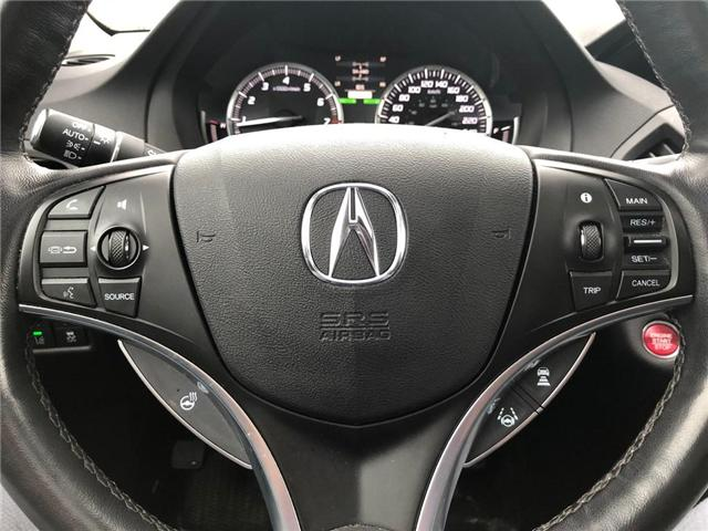 2016 Acura MDX Navigation Package (Stk: B0176) in Nepean - Image 11 of 26