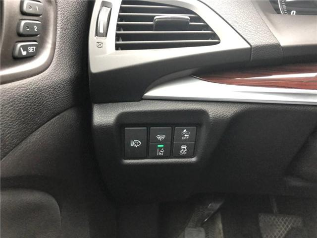 2016 Acura MDX Navigation Package (Stk: B0176) in Nepean - Image 15 of 26