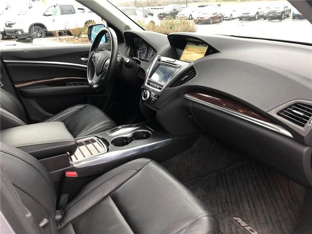 2016 Acura MDX Navigation Package (Stk: B0176) in Nepean - Image 25 of 26