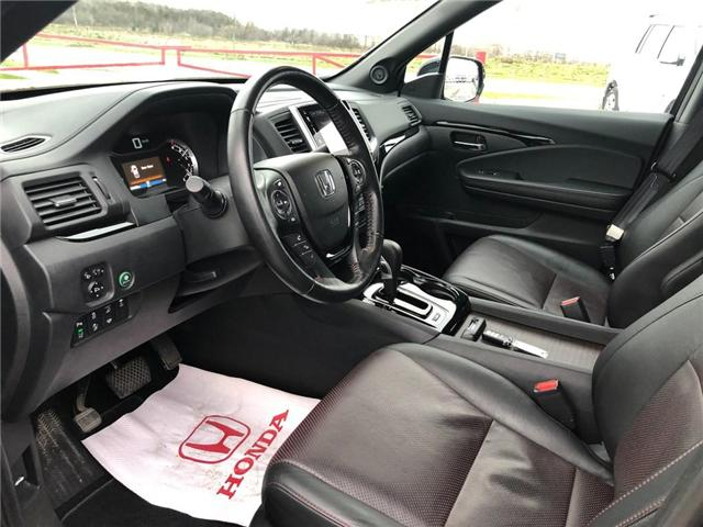 2017 Honda Ridgeline Black Edition (Stk: B0184) in Nepean - Image 11 of 24