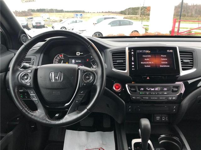 2017 Honda Ridgeline Black Edition (Stk: B0184) in Nepean - Image 16 of 24