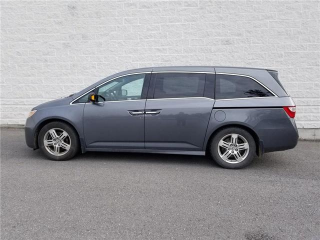 2012 Honda Odyssey Touring (Stk: 19059A) in Kingston - Image 1 of 30