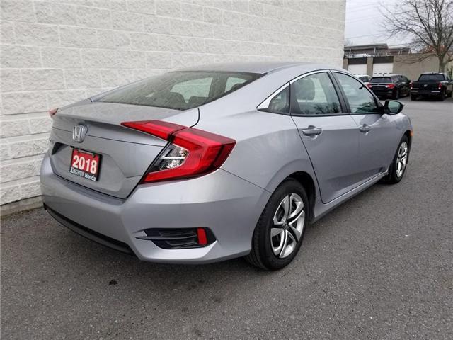 2018 Honda Civic LX (Stk: 18058) in Kingston - Image 6 of 26