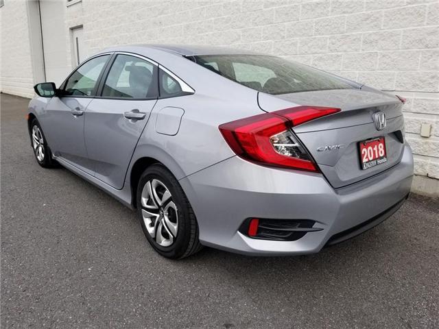 2018 Honda Civic LX (Stk: 18058) in Kingston - Image 8 of 26