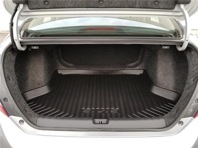 2018 Honda Civic LX (Stk: 18058) in Kingston - Image 9 of 26
