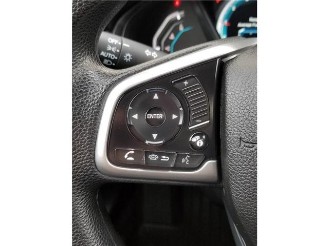 2018 Honda Civic LX (Stk: 18058) in Kingston - Image 16 of 26
