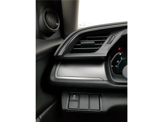 2018 Honda Civic LX (Stk: 18058) in Kingston - Image 25 of 26