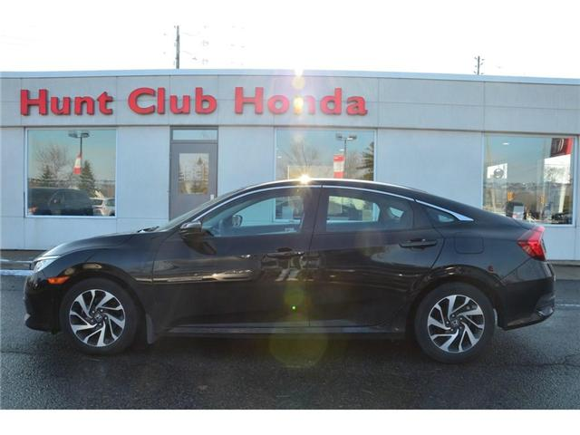 2016 Honda Civic EX (Stk: 6942A) in Gloucester - Image 1 of 22