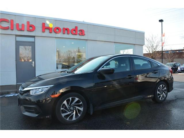 2016 Honda Civic EX (Stk: 6942A) in Gloucester - Image 2 of 22
