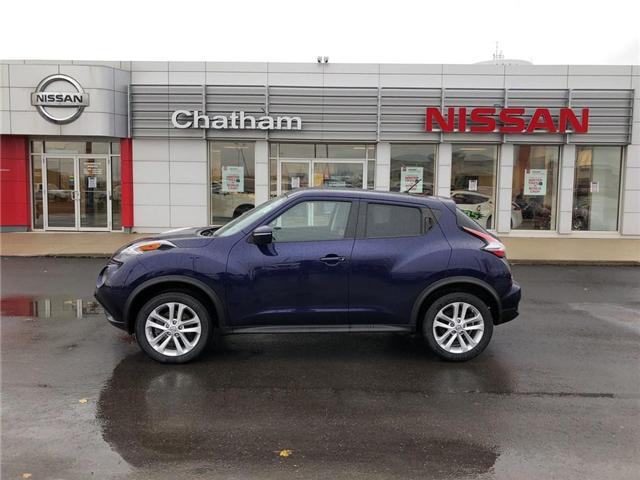 2016 Nissan Juke  (Stk: T8358A) in Chatham - Image 1 of 17