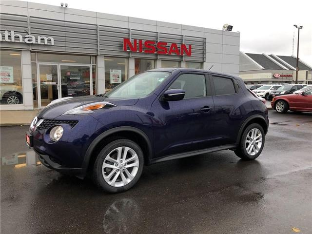 2016 Nissan Juke  (Stk: T8358A) in Chatham - Image 2 of 17