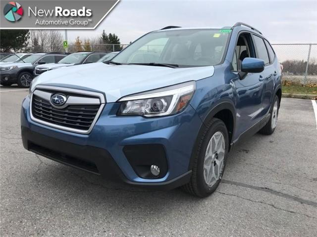2019 Subaru Forester 2.5i Convenience (Stk: S19157) in Newmarket - Image 1 of 20