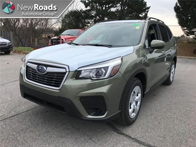 2019 Subaru Forester 2.5i (Stk: S19154) in Newmarket - Image 1 of 20