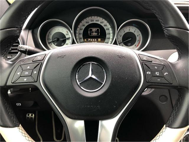 2012 Mercedes-Benz C-Class Base (Stk: 180942A) in Whitchurch-Stouffville - Image 13 of 21