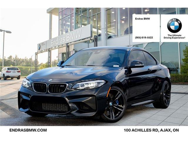 2018 BMW M2 Base (Stk: P5662) in Ajax - Image 1 of 20