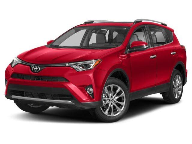 2018 Toyota RAV4 SE (Stk: 18617) in Brandon - Image 1 of 9