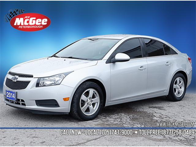 2014 Chevrolet Cruze 2LT (Stk: 18352B) in Peterborough - Image 1 of 19