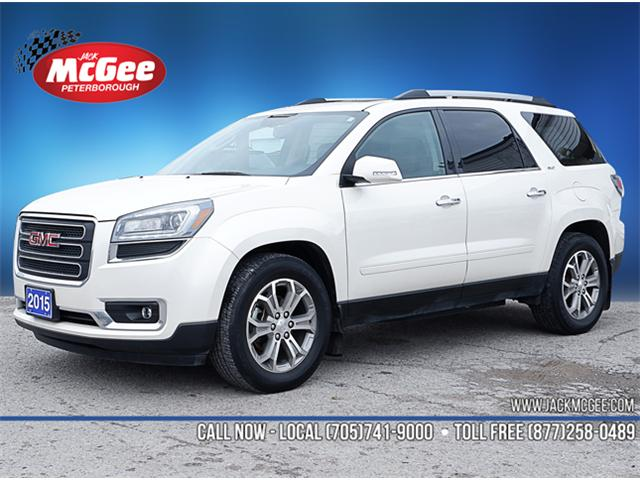 2015 GMC Acadia SLT2 (Stk: 19094A) in Peterborough - Image 1 of 20