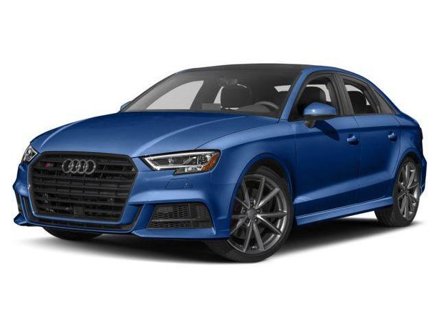 2018 Audi S3 2.0T Progressiv (Stk: 91455) in Nepean - Image 1 of 9