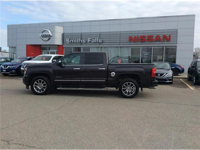 2015 GMC Sierra 1500 Denali (Stk: 18-123A) in Smiths Falls - Image 1 of 11