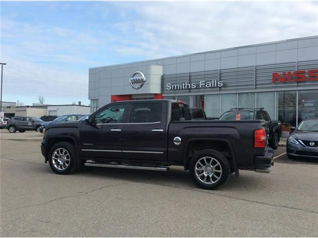 2015 GMC Sierra 1500 Denali (Stk: 18-123A) in Smiths Falls - Image 2 of 11