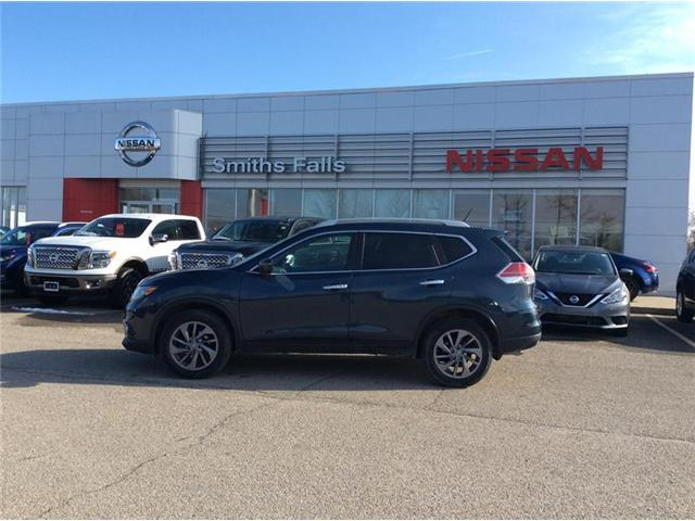 2016 Nissan Rogue SL Premium (Stk: 18-182A) in Smiths Falls - Image 1 of 13