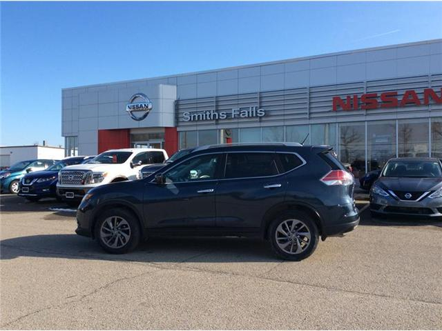 2016 Nissan Rogue SL Premium (Stk: 18-182A) in Smiths Falls - Image 2 of 13
