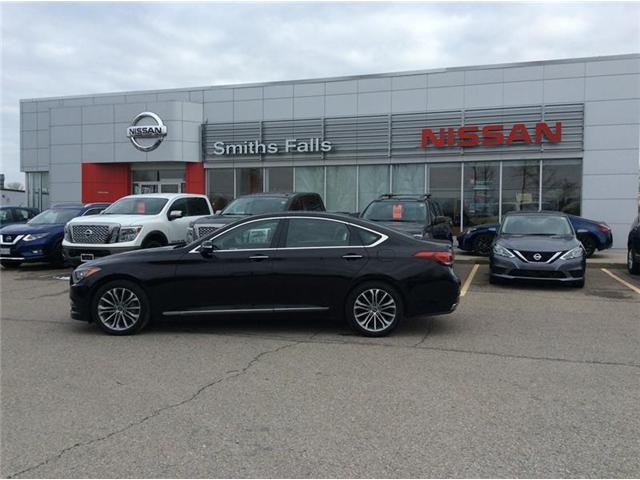 2015 Hyundai Genesis 3.8 Luxury (Stk: 18-394A1) in Smiths Falls - Image 1 of 13
