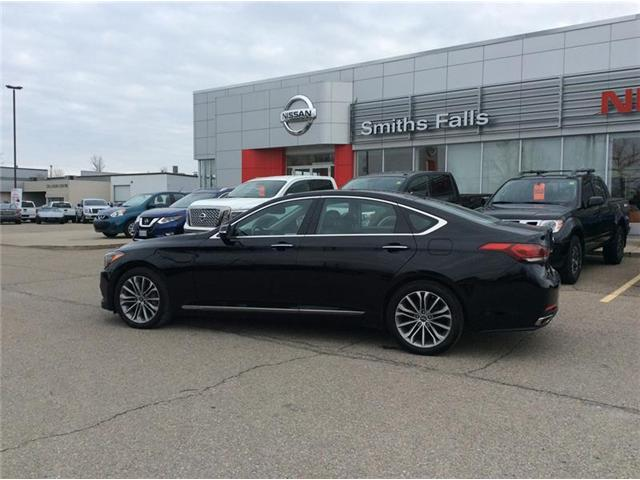 2015 Hyundai Genesis 3.8 Luxury (Stk: 18-394A1) in Smiths Falls - Image 2 of 13