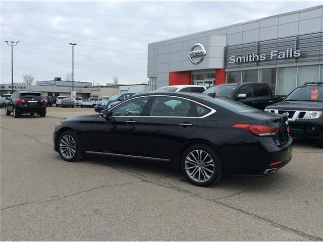 2015 Hyundai Genesis 3.8 Luxury (Stk: 18-394A1) in Smiths Falls - Image 3 of 13