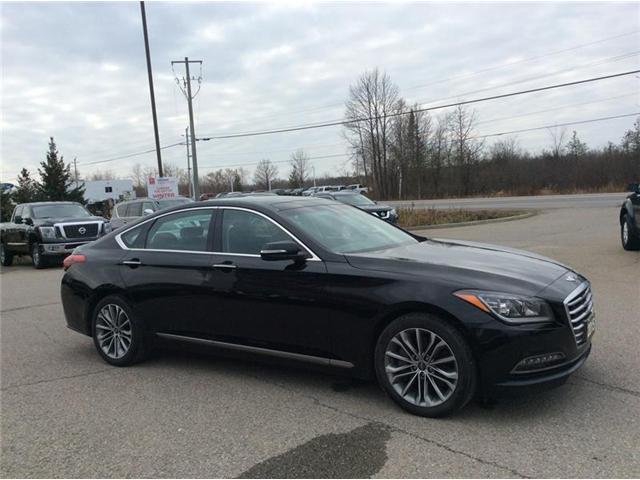 2015 Hyundai Genesis 3.8 Luxury (Stk: 18-394A1) in Smiths Falls - Image 6 of 13