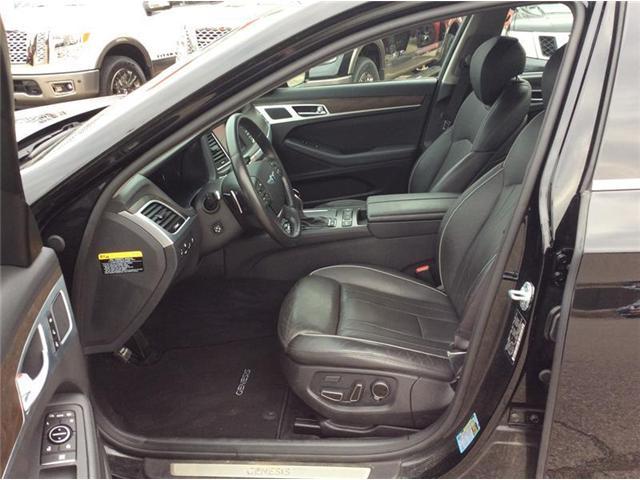 2015 Hyundai Genesis 3.8 Luxury (Stk: 18-394A1) in Smiths Falls - Image 7 of 13
