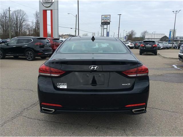 2015 Hyundai Genesis 3.8 Luxury (Stk: 18-394A1) in Smiths Falls - Image 12 of 13