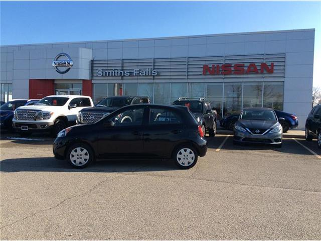 2017 Nissan Micra SV (Stk: P1956) in Smiths Falls - Image 1 of 13