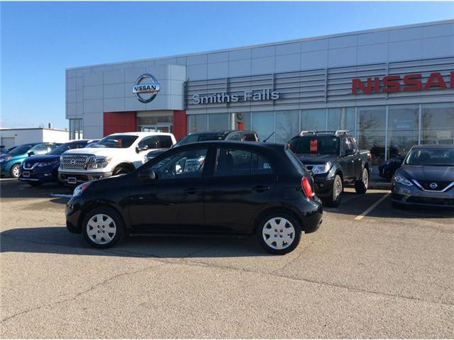 2017 Nissan Micra SV (Stk: P1956) in Smiths Falls - Image 2 of 13