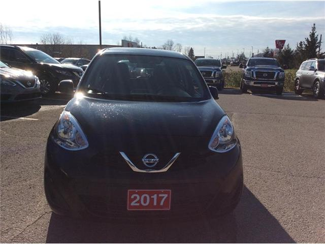 2017 Nissan Micra SV (Stk: P1956) in Smiths Falls - Image 6 of 13