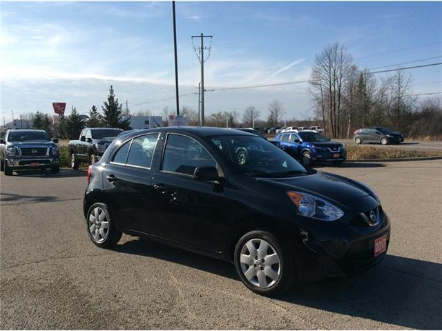 2017 Nissan Micra SV (Stk: P1956) in Smiths Falls - Image 11 of 13