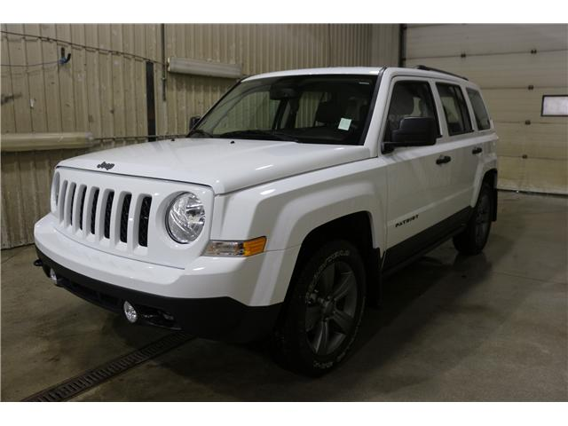 2017 Jeep Patriot Sport/North (Stk: HT081X) in Rocky Mountain House - Image 1 of 24