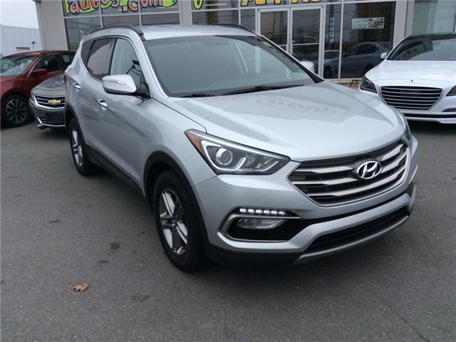 2017 Hyundai Santa Fe Sport 2.4 Premium (Stk: 16194A) in Dartmouth - Image 1 of 22
