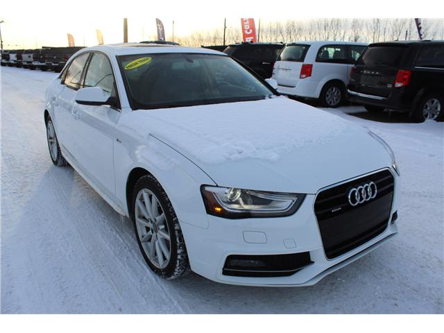 2015 Audi A4 2.0T Progressiv plus (Stk: 170156) in Medicine Hat - Image 1 of 14