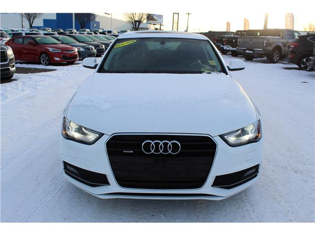 2015 Audi A4 2.0T Progressiv plus (Stk: 170156) in Medicine Hat - Image 2 of 14
