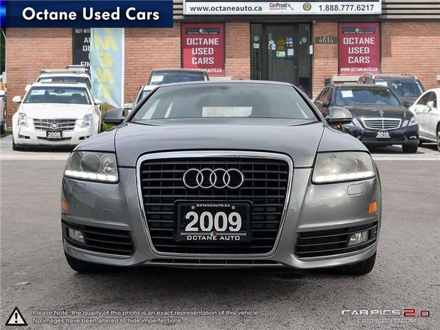 2009 Audi A6 3.0 (Stk: ) in Scarborough - Image 2 of 25